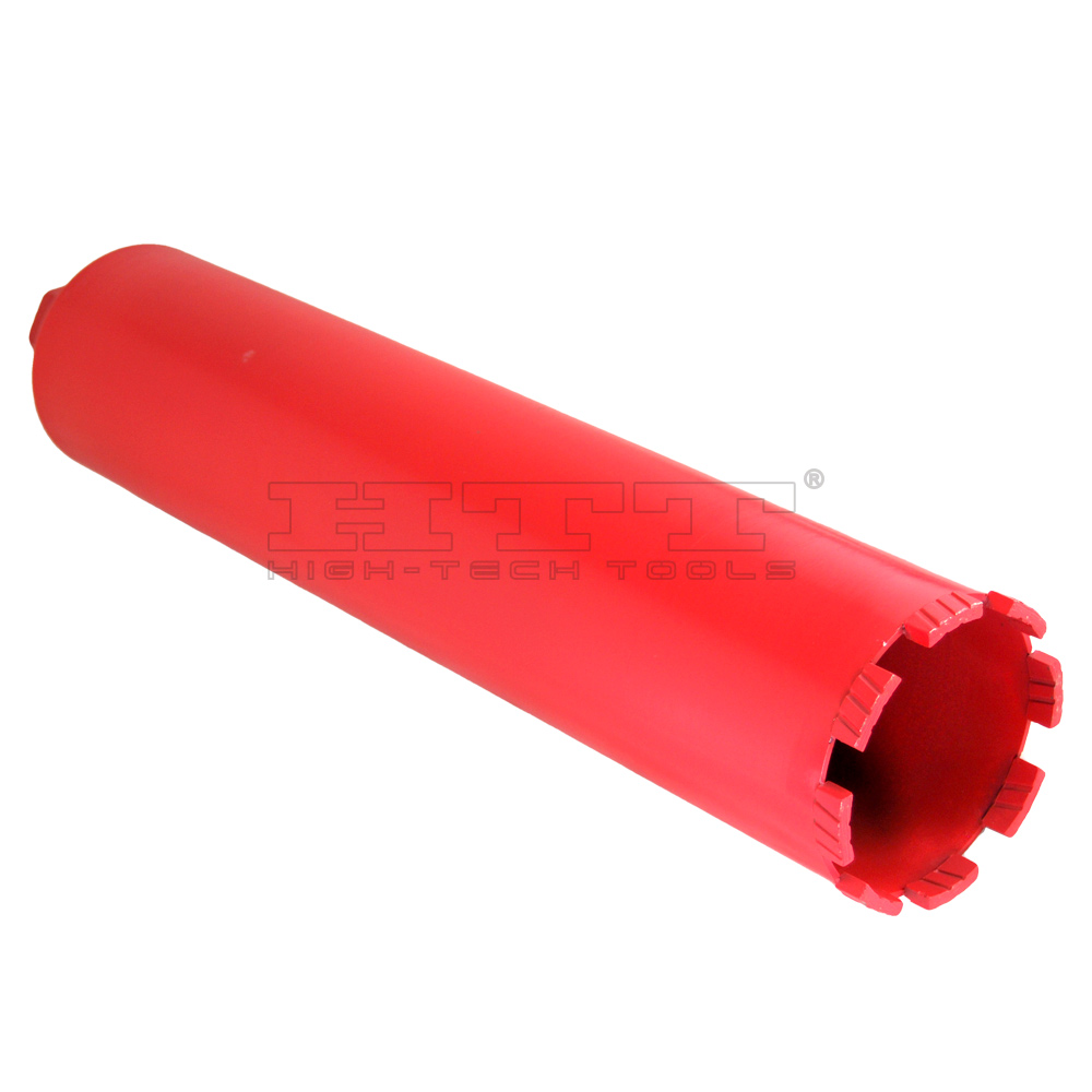 Diamond Core Drill For Dry/Wet cutting Abrasive concrete&hard materials